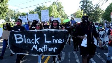 Black Lives Matter becomes mainstream