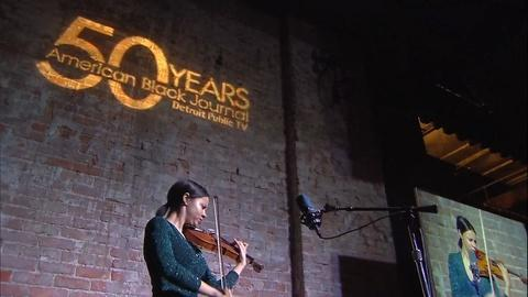Violinist Anita Dumar