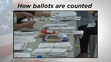 How ballots in NJ are being counted in 2020 election