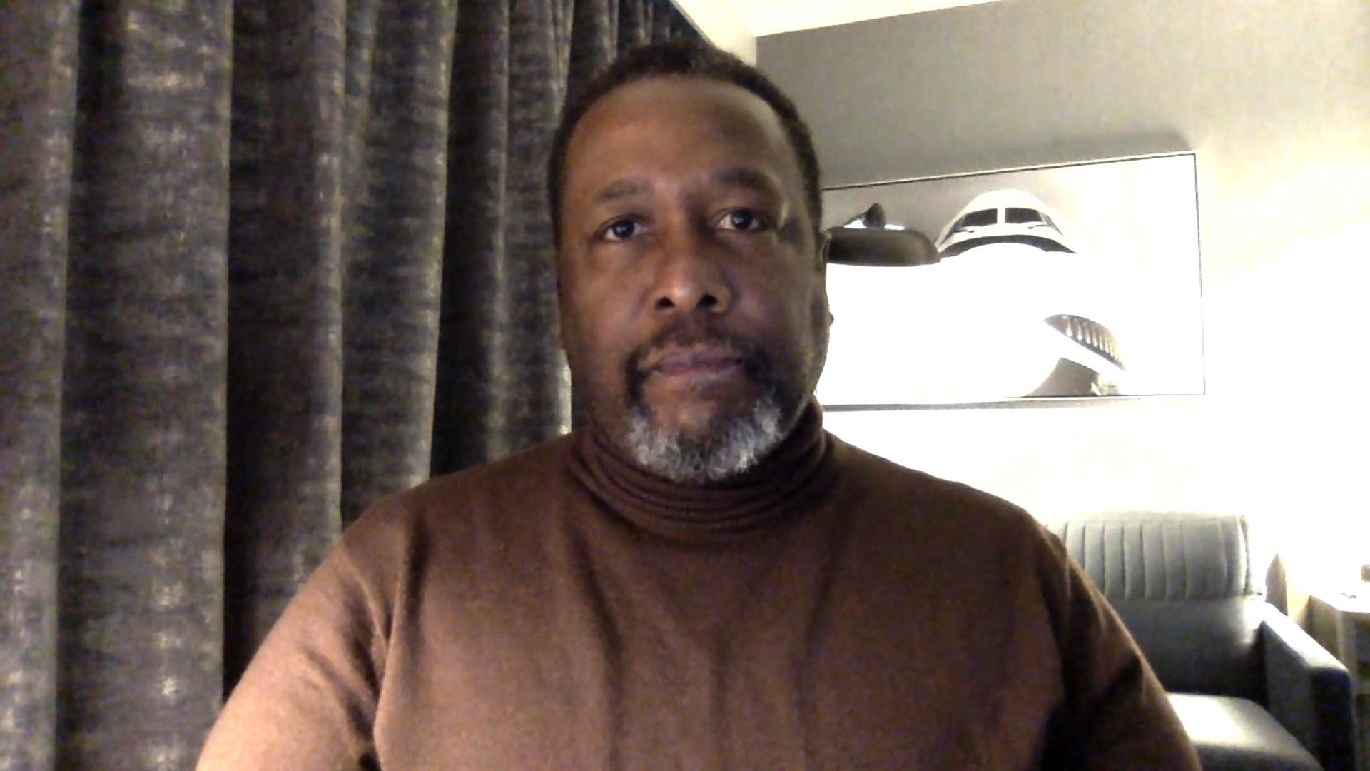 "Wendell Pierce on His Role in ""Between the World and Me"" 