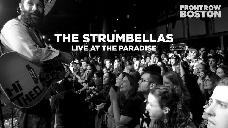 Front Row Boston: The Strumbellas: Live at The Paradise