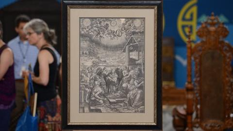 Antiques Roadshow -- S21 Ep15: Appraisal: 1554 Giorgio Ghisi Engraving After Bron