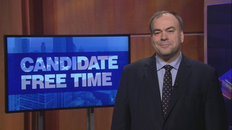 Candidate Free Time 2018: Frederick 'Fritz' Kaegi image