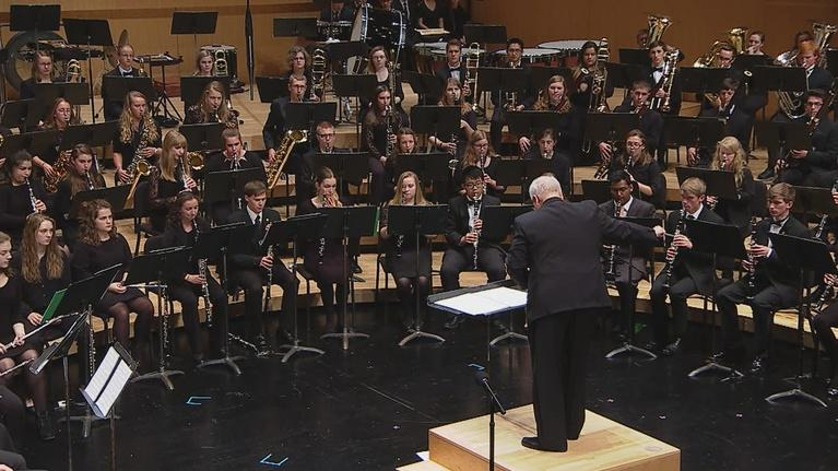 WPT Music & Arts: 2017 WSMA State Honors Concerts