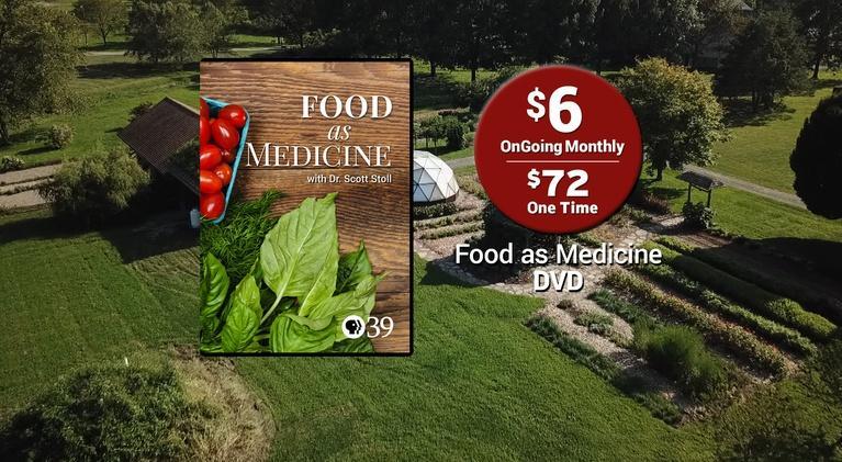 WLVT Specials: Food As Medicine