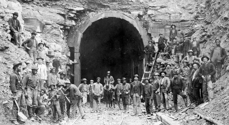 Charlottesville Inside-Out: Blue Ridge Tunnel Foundation, ParadeRest VA  (#1112)