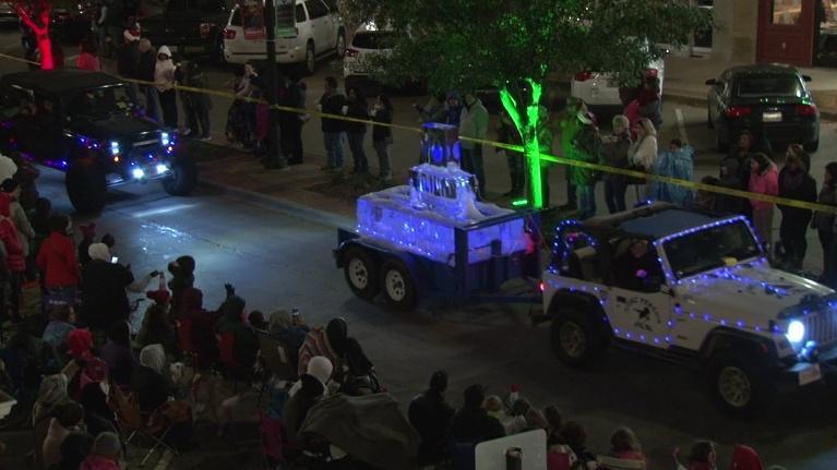 KAMU-TV Specials: 2018 Downtown Bryan Lighted Christmas Parade