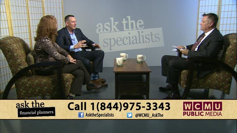 Ask The Specialists: Ask the Financial Planner
