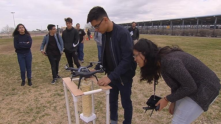 Inside California Education: Sky's the Limit – Drones in Schools