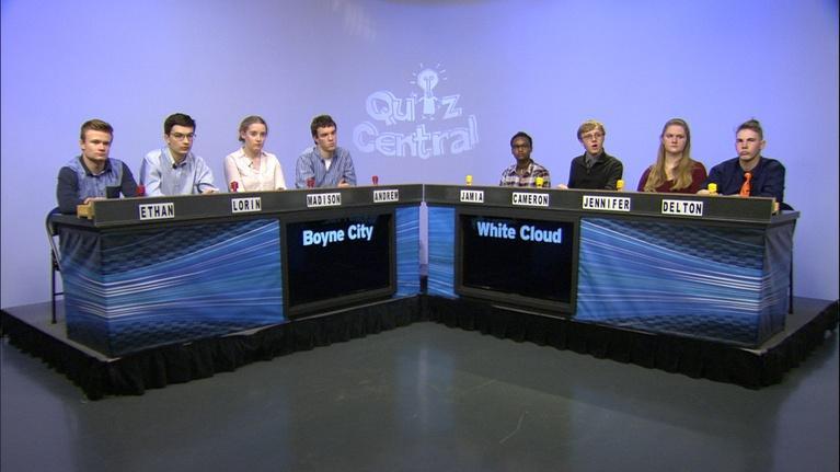 Quiz Central: Boyne City vs. White Cloud