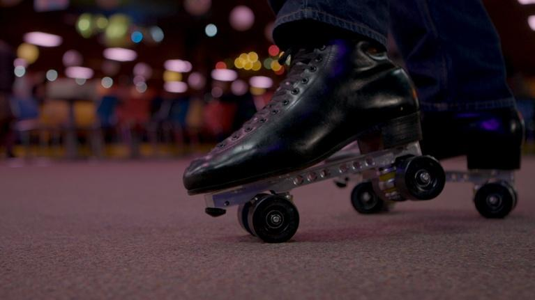 Broad and High: Adult Skate Night, Ohio Snakes, Convention Center Art