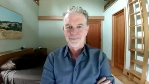 Netflix CEO Reed Hastings: Negative Feedback Still Hurts