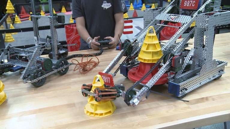 Inside Education: The Rising Popularity of Robotics