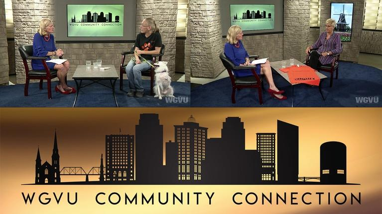 Community Connection: Phoenix Society & Luv n' Pups