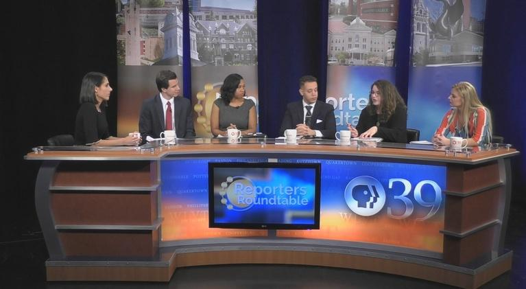 WLVT Reporter's Roundtable: Reporters Roundtable: Season 2 Episode 12