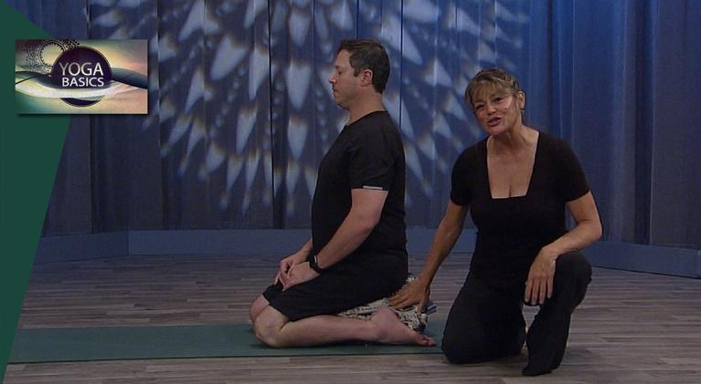 Yoga Basics with patty: Warrior I to III Flow