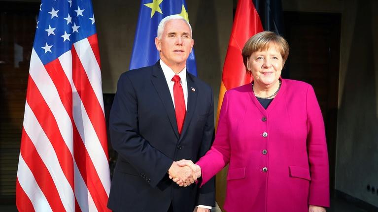 PBS NewsHour: U.S.-Europe tensions are highlighted at Munich conference