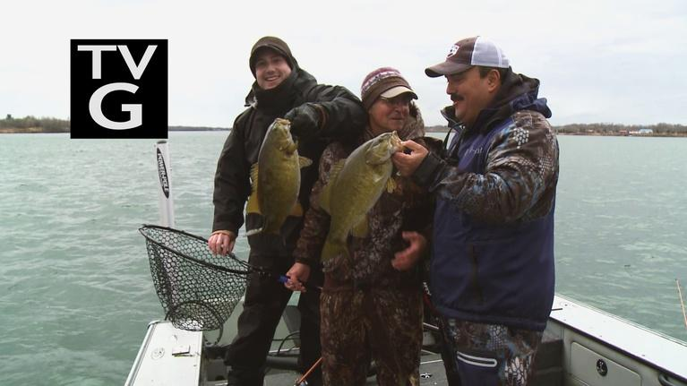 Fishing Behind The Lines: Water, Wind, and Rain - Corey Bibey