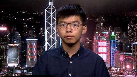 Amanpour and Company -- Joshua Wong on Pro-Democracy Protests in Hong Kong
