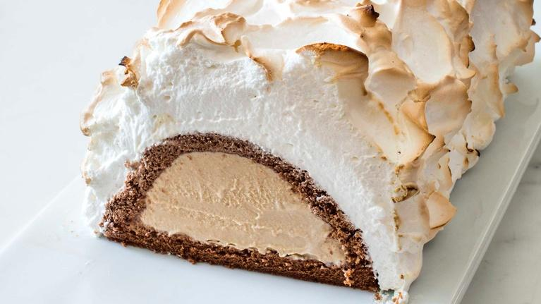 America's Test Kitchen: Baked Alaska Showstopper