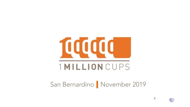 State of the Empire: One Million Cups November 2019