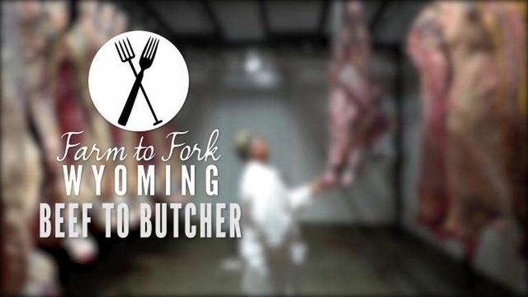 Farm to Fork Wyoming: Beef To Butcher