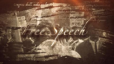 Free Speech in the Internet Age