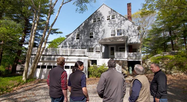 This Old House: Cape Ann Shingle Style | Cape Ann