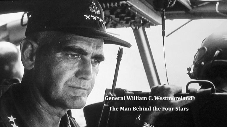Carolina Stories: William C. Westmoreland: The Man Behind the Four Stars