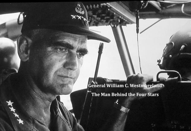 General William C. Westmoreland: The Man Behind the Four Sta logo