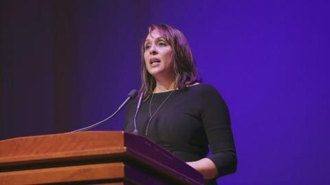 The 'existential wound' inspiring Natasha Trethewey's poetry