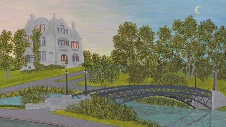 AHA! A House for Arts: David Hinchen