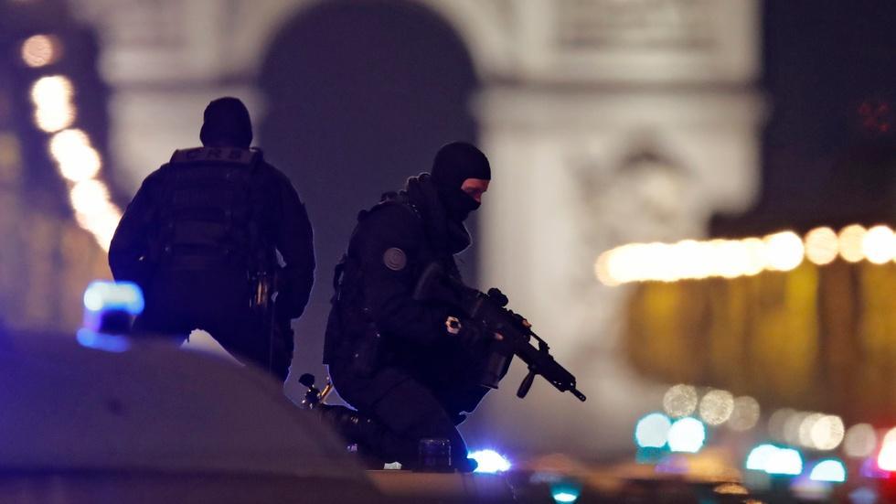 News Wrap: Attack puts Paris on high alert image
