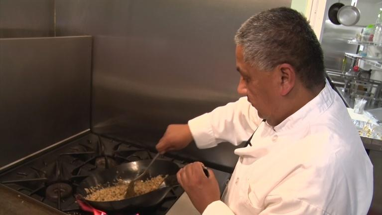 NJTV News: Culinary program alums share taste of home with Paterson