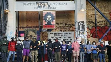 News Wrap: Seattle fails to clear protester 'occupied zone'