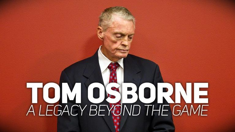 NET Nebraska Presents: Tom Osborne: A Legacy Beyond The Game