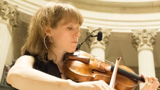 "National Sawdust Presents Ex-Situ: Anna Clyne's ""The Violin"""
