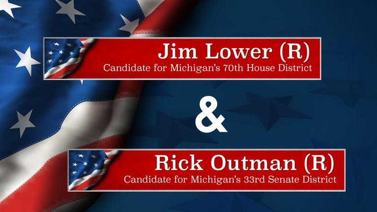 Meet the Candidates on CMU Public Television: Meet the Candidates Lower (R-70) and Outman (R-33)