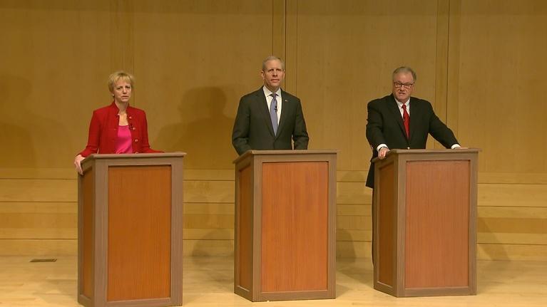 WHYY Presents: Pennsylvania Governor debate: The Republicans