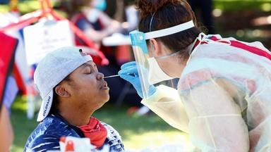 Economic factors put people of color at greater virus risk