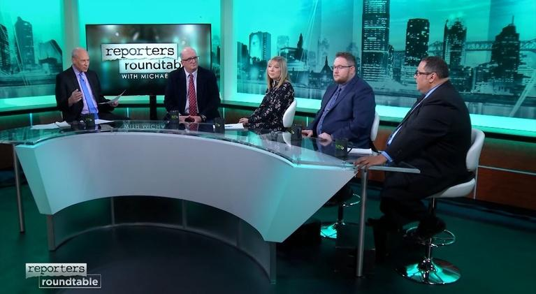 Reporters Roundtable: Gov. Murphy gets a new critic