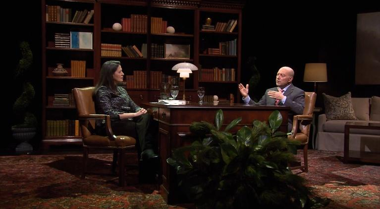 Great Conversations: Admiral James Stavridis and Melissa Block