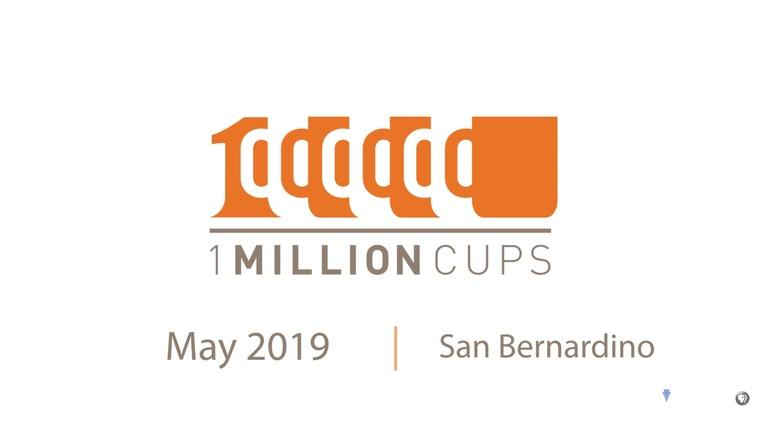 State of the Empire: One Million Cups May 2019