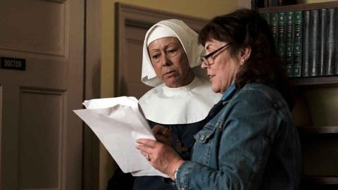 Call the Midwife -- Behind the Scenes | Writing for the Times