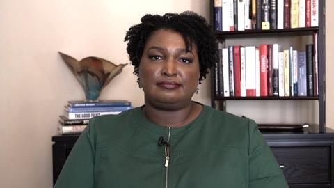 Amanpour and Company -- Stacey Abrams on the Dangers of Voter Suppression