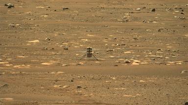 Ingenuity's flight on Mars rings in a new era of aviation