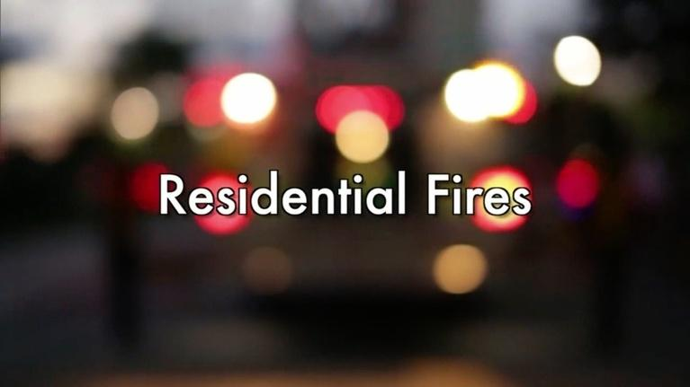 Ready Tennessee: Residential Fires