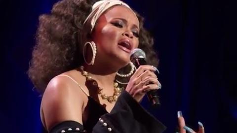 "Andra Day performs ""Mississippi Goddam"""