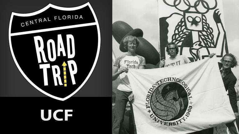 Central Florida Roadtrip: University of Central Florida