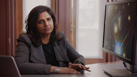 NOVA -- Profile: Priya Natarajan